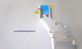 Copy of Variabilidad genética