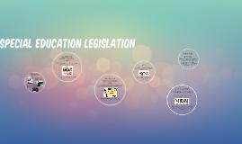 Special Education Legislation
