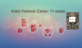 Anton Pavlović Čehov- Tri sestre