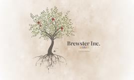 Brewster Inc.