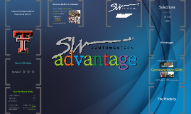 TTU SW Advantage Presentation 2016
