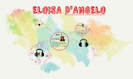 Eloisa D'Angelo prezume