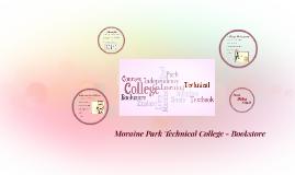 Copy of Moraine Park Technical College - Bookstore