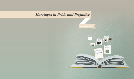 Marriages in Pride and Prejudice