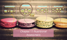 Chapter 11-Nutritional Assessment