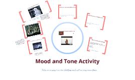 Copy of Mood/Tone activity