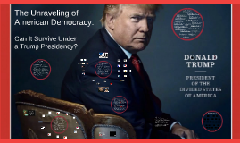 The Unraveling of American Democracy