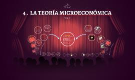 Copy of 4. .  LA TEORÍA MICROECONÓMICA