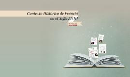 Copy of Contexto Histórico de Francia en el Siglo XVIII