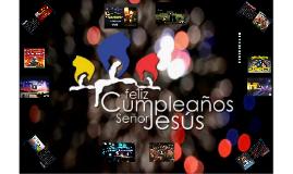 Cumpleaños del Señor Jesús