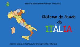 Sistema de Saúde italiano