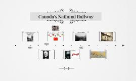 Canada's National Railway