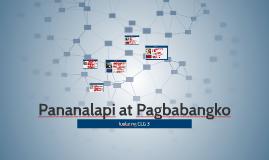 Pananalapi at Pagbabangko