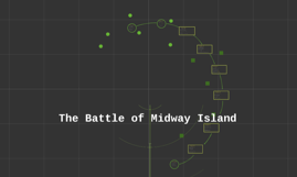 The Battle of Midway Island