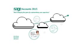 Sage Accounts 2013