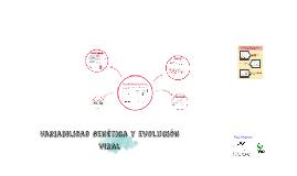 2016 - Variabilidad Genética y Evolución Viral