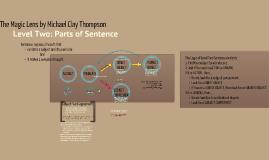 Parts of Sentence: Vol. 2