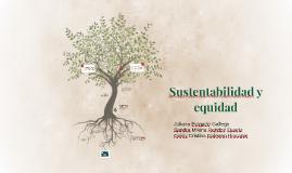 sustentabilidad y equidad