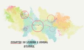 CHapter 2o Lesson 2 social studies.