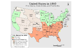 The Events Leading to the Civil War