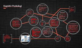 Kognitionspsykolgi - kognitiva scheman och attributioner