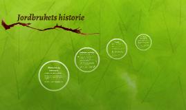 Jordbrukets historie