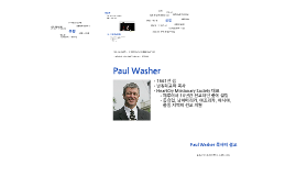 Paul Washer목사의 설교