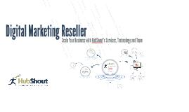 Copy of Digital Marketing Reseller