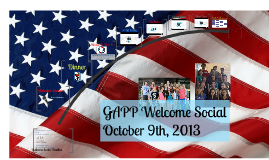 GAPP Welcome Social