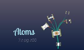 Yr 8 Science - Atoms