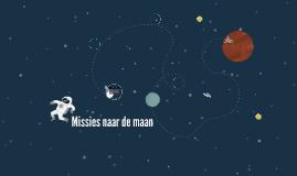 Missies naar de maan