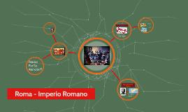 Roma - Imperio Romano