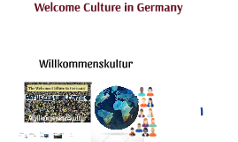 Welcome Culture in Germany
