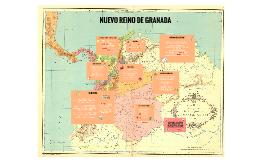 NUEVO REINO DE GRANADA