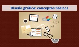Diseño gráfico: conceptos básicos.