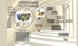 Copy of Dirigir Reuniones