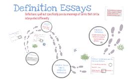 Define essay basics
