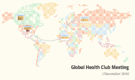 Global Health Club Meeting