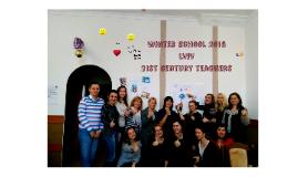 Winter school 2016