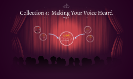 Copy of Collection 4:  Making Your Voice Heard