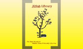 WSU Libraries Photo Tour