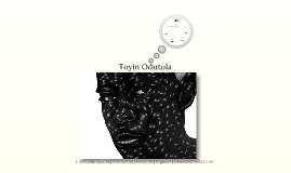 Toyin Odutola