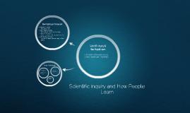 Scientific Inquiry &