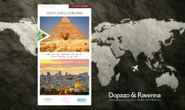 EGIPTO, ISRAEL & JORDANIA