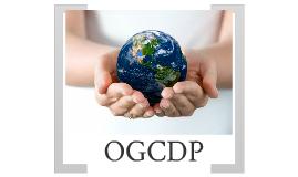 Capacitación OGCDP
