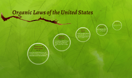ENRICHMENT - Organic Laws of the United States