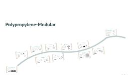 Polypropylene-Modular