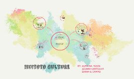 HUITOTO CULTURE