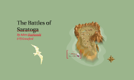 The Battles of Saratoga