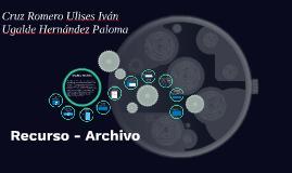 Copy of Recurso - Archivo